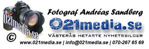 Fotograf Andréas Sandberg - 021media.se