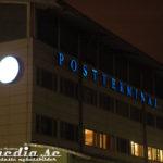 2011-11-24 Arbetsplatsolycka på Postterminalen