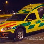 2017-04-04: 82-årig kvinna påkörd av mc på Bäckby