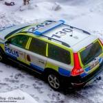 2016-02-18: Tre gripna efter större polisinsats på Råby