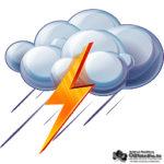 130602 – SMHI varnar för kraftigt åsk- och regnväder