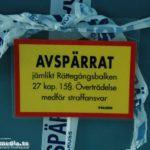 2015-04-20: Polisen söker vittnen till rån mot Netto på Vetterslund