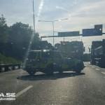 2015-06-12: Trafikolycka på E18 orsakade totalstopp