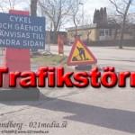 2015-07-15: Trafikstörning i helgen