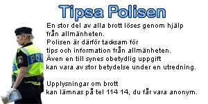 Tips Polisen på 11414