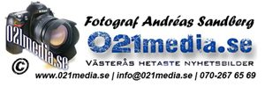 Fotograf Andréas Sandberg – 021media.se