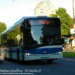2016-08-06: Bråkig man tog strypgrepp på busschaufför