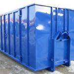 2016-11-20: Stöld av containrar