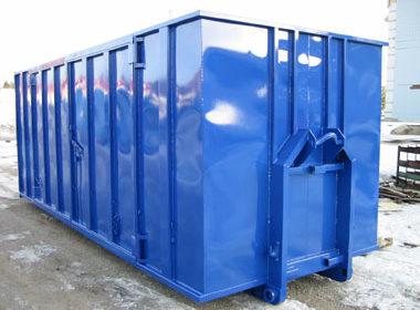 Nio stycken liknande containrar har stulits från en uppställningsplats i Skultuna.