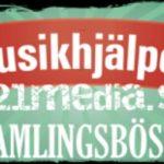 2016-12-12: Musikhjälpen insamling