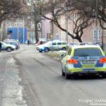 2017-01-24: Fullt polispådrag i centrala Västerås