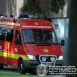 2017-01-30: Sökinsats i Svartån vid Skarpskyttebron