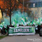 2017-04-13: Seriepremiär för VSK Fotboll och folkfest i Västerås