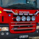 2017-04-22: Brand i ödehus i Skultuna