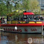 2017-04-21: Sjöräddningens båt utsatt för sabotage