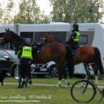 2017-07-09: Färre våldsbrott under bilträffen i Västerås