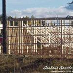 2017-10-13: Bygge rasade ihop under natten