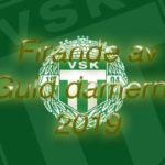 2019-03-25: Västeråsarna firade Guld damerna
