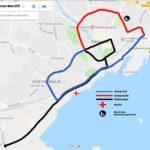 2019-07-03: Trafikregler under helgens cruising
