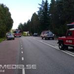 2010-09-02 Trafikolycka utanför Bengtsfors