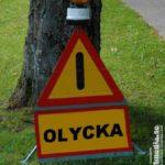 120915 – Tre bilar i olycka på Skerikesvägen