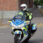 121010 – Första kvinnliga mc-polisen i Västmanland