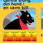 130508 – Omhändertagna hundar i varm bil