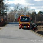 2014-03-23: Singelolycka på Flycklingevägen