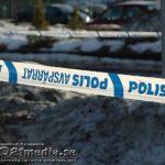 2014-05-03: Mystiskt paket anträffat utanför polishusets entré