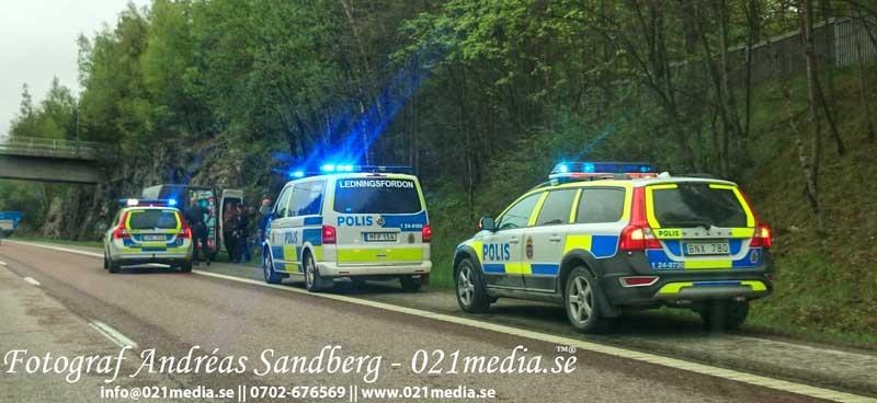 4000 kronor i böter för överlass. Foto: Andréas Sandberg - 021media.se