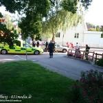 2015-07-23: Påkörd person på Bomansgatan