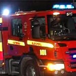 2017-03-10: Rykande ugn orsakade utryckning