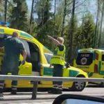 2016-05-08: Totalstopp på RV56 mellan Västerås och Sala